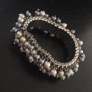 Jewelry - Bracelet with bead charms.
